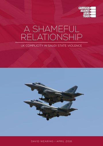 A SHAMEFUL RELATIONSHIP