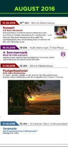 Kirchenmusik April bis Sepetmber 2016 - Page 4