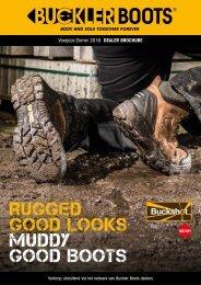 Buckler Boots NL 2016 voorjaar dealer brochure SPREAD