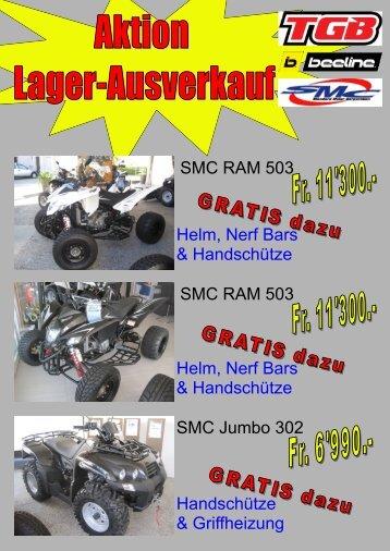 SMC Jumbo 302 SMC RAM 503 SMC RAM 503 Helm ... - Rogi Garage