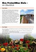 FreizeitBus Broschüre 2016 - Page 6