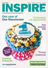 Inspire Magazine - Spring 2016