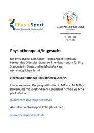 Anzeige_Physiosport