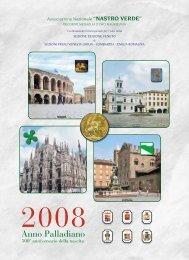Nastro Verde: calendario 2008