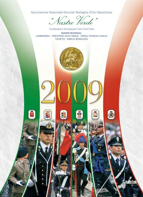 Nastro Verde: calendario 2009