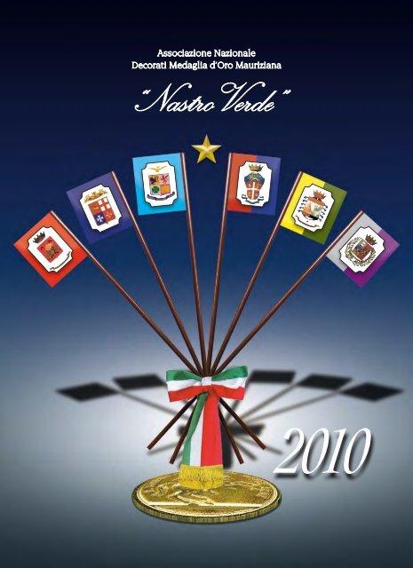 """Nastro Verde: calendario 2010, """"Gli Istituti Militari"""""""
