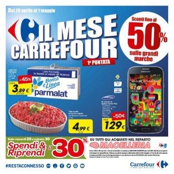 200416 - CARREFOUR IPER Galleria Tanit - Il mese Carrefour 1 puntata