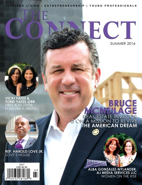 The Connect  Magazine Summer 2016