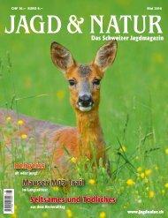 Jagd & Natur Ausgabe Mai 2016 | Vorschau