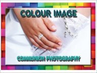Colour Image Communion Booklet PDF