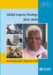 Global Leprosy Strategy 2016–2020