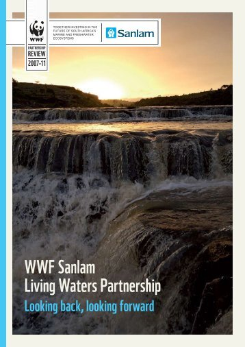 WWF Sanlam Living Waters Partnership - WWF South Africa