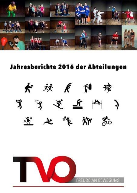 TVO Jahresbericht 2016