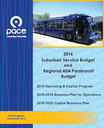 2016 Final Budget Book