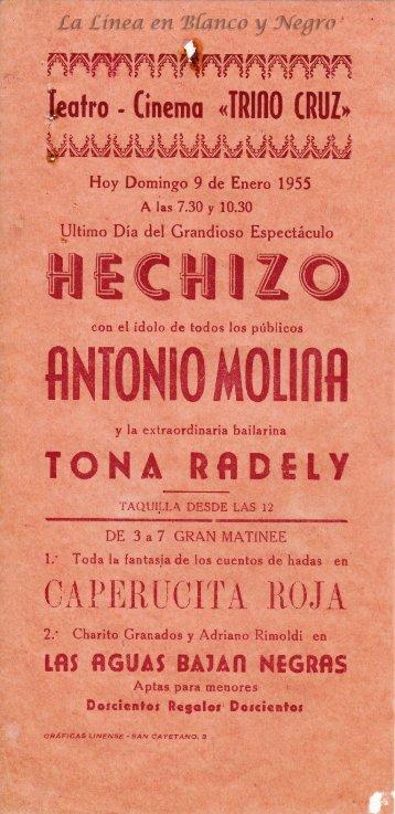 1955-01-09 Antonio Molina - Hechizo