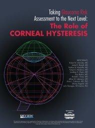 CORNEAL HYSTERESIS