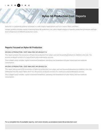 Feasibility Study-USAID - CEFE Group International