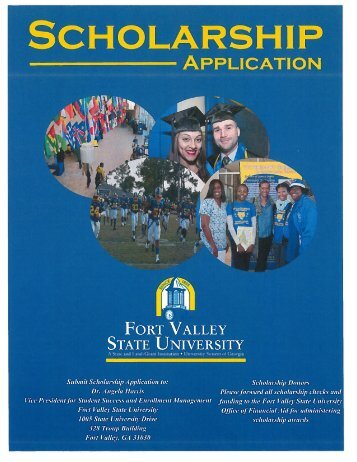 FVSU-2016-17-Scholarship-Packet