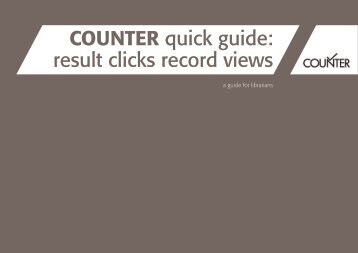 result clicks record views