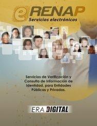 Consulta de Información de Identidad para Entidades Públicas y Privadas
