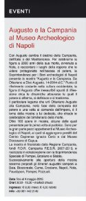 Vivere Napoli Febbraio 2015 - Page 6