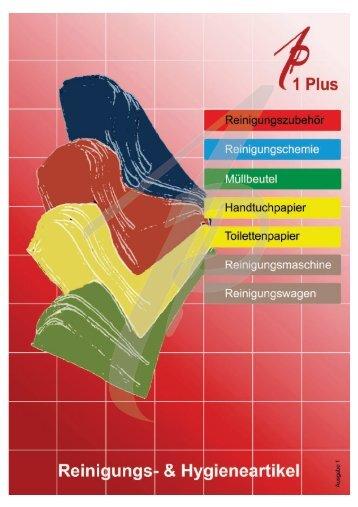 Produktkatalog 2011 - 1 Plus Reinigungs
