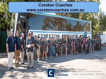 Hire Private Bus in Adelaide, South Australia
