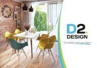 D2.DESIGN Inspired Furniture 2016