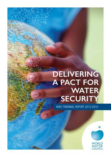 Delivering a pact for water sEcurity