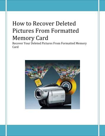 How_to_Recover_Deleted Pictures_from_Formatted_Memory_Card