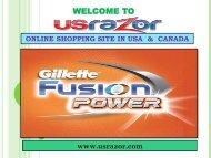 Gillette M3 Power Razor| USRazor