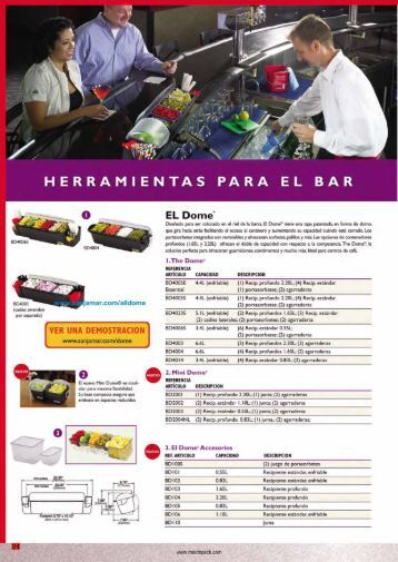 Catálogo de SEGURIDAD ALIMENTARIA - Jumanet