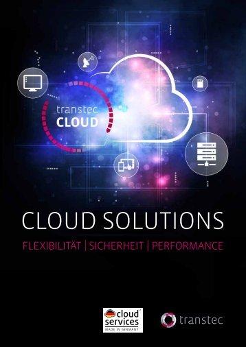 transtec Cloud Solutions