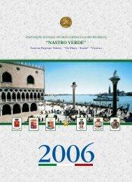 Nastro Verde: calendario 2006