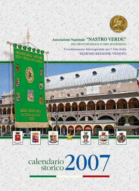 Nastro Verde: calendario 2007