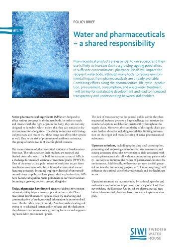 SWH Policy Brief-Pharma-Digital
