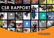CSR RAPPORT