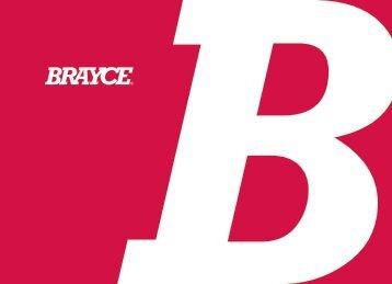BRAYCE® Spielernummer-Armband Produktkatalog Deutsch 4/2016