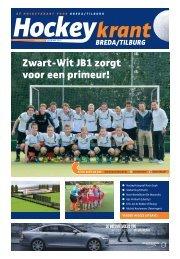 Hockeykrant Breda/Tilburg Voorjaar 2016