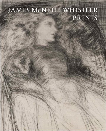 JAMES McNEILL WHISTLER PRINTS