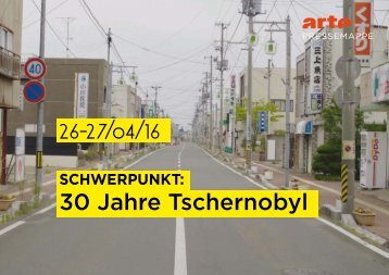 30 Jahre Tschernobyl