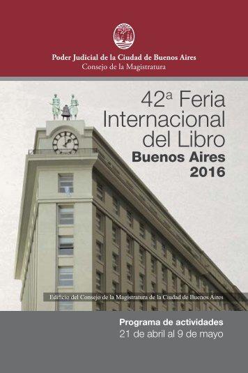 42 Feria Internacional del Libro