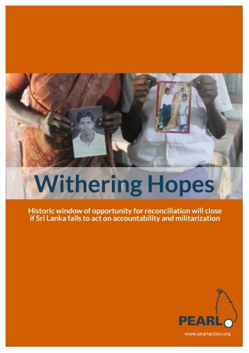 Withering Hopes