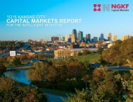CAPITAL MARKETS REPORT