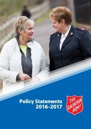 Policy Statements 2016-2017
