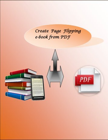 Create Page Flipping e-book from PDF