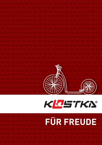 Kostka Katalog bei trottisport.ch