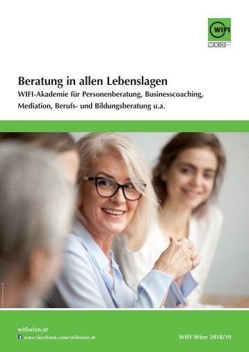WIFI-Akademie für Personenberatung