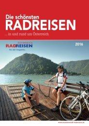 Österreich Radreisen