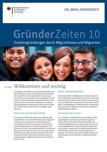 GründerZeiten 10